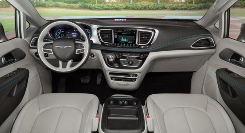 2021 Chrysler Pacifica Interior