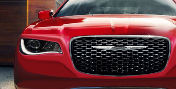 2021 Chrysler 300 Exterior