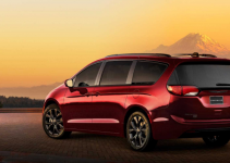 2021 Chrysler Pacifica Exterior
