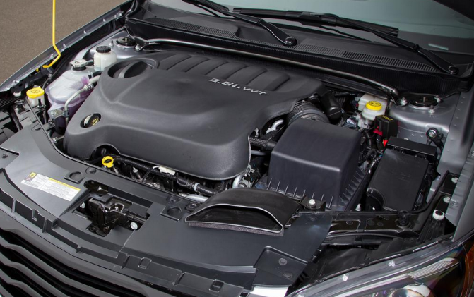2021 Chrysler 200 Engine