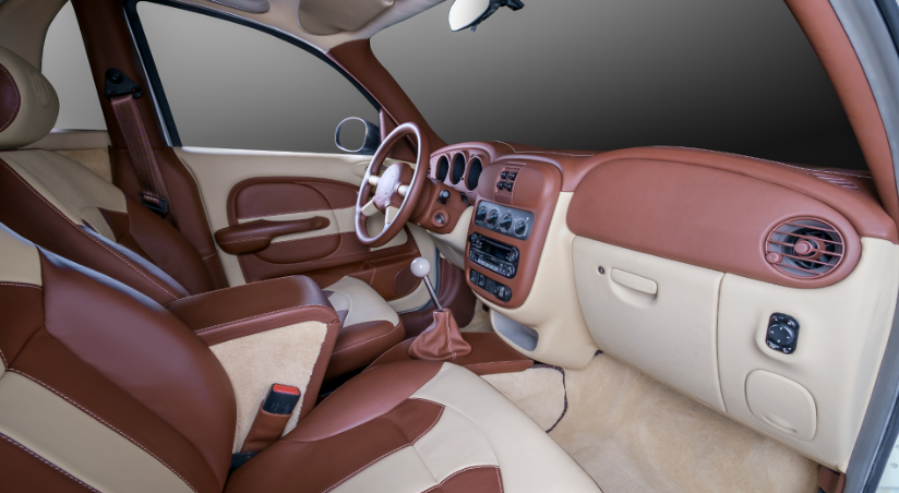 2021 Chrysler PT Cruiser Interior