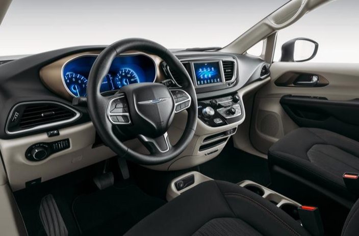2021 Chrysler Sebring Interior