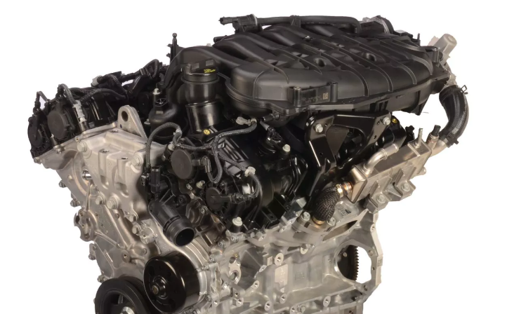 2021 Chrysler Town & Country Engine