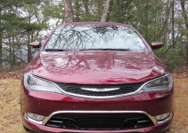 2021 Chrysler 200 Exterior