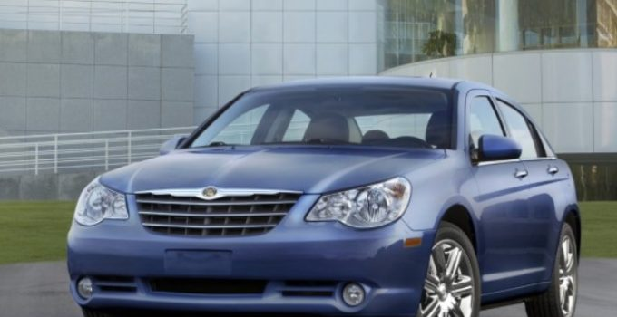 2021 Chrysler Sebring Sedan Exterior
