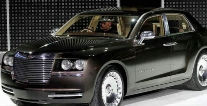 2021 Chrysler Imperial Exterior