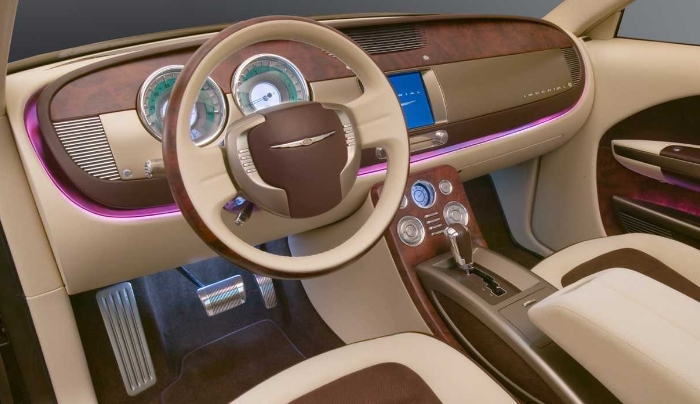 2021 Chrysler Imperial Interior