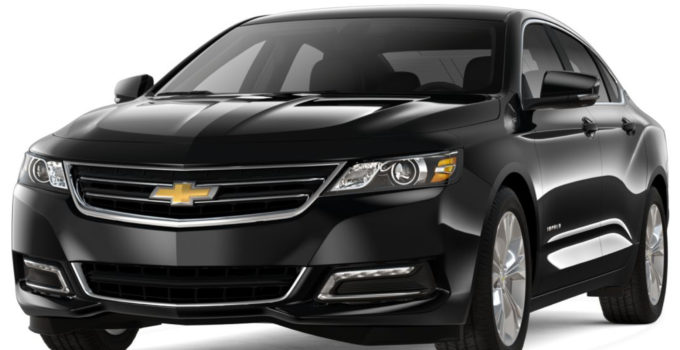 2021 Chevrolet Impala Premier Gas Mileage Specification