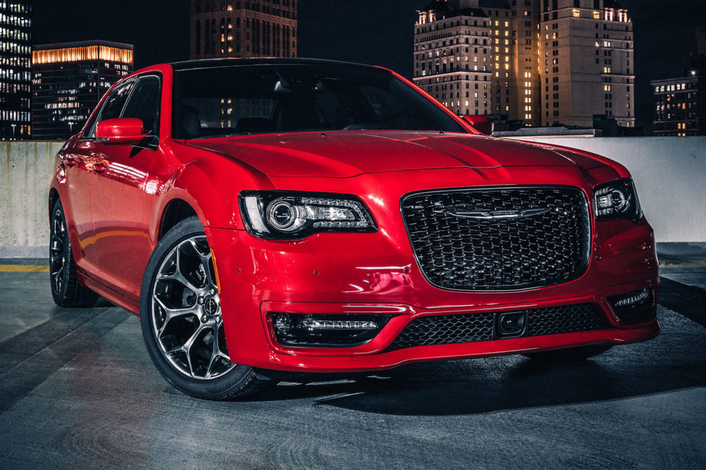 2018 Chrysler 300 First Drive Review MotorTrend