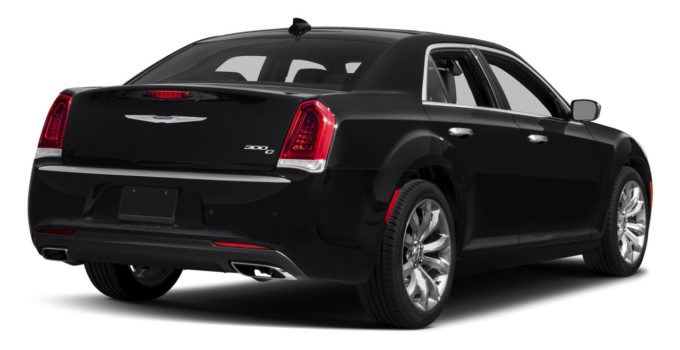 2017 Chrysler 300 For Sale In Weatherford
