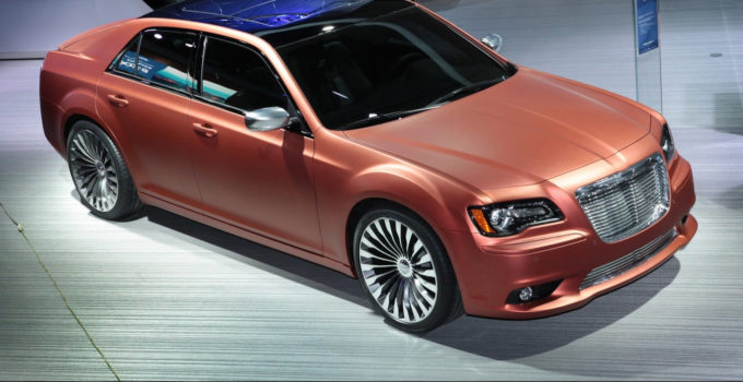 2021 Chrysler 300 Car Specs 2019
