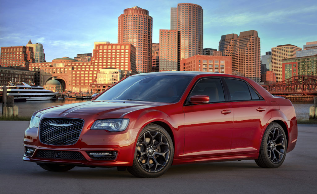 2020 Chrysler 300 Gets New Colors A New Package And New