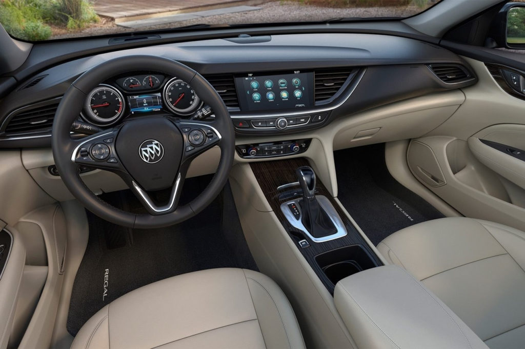 Buick 2020 Buick Park Avenue Interior Colors And