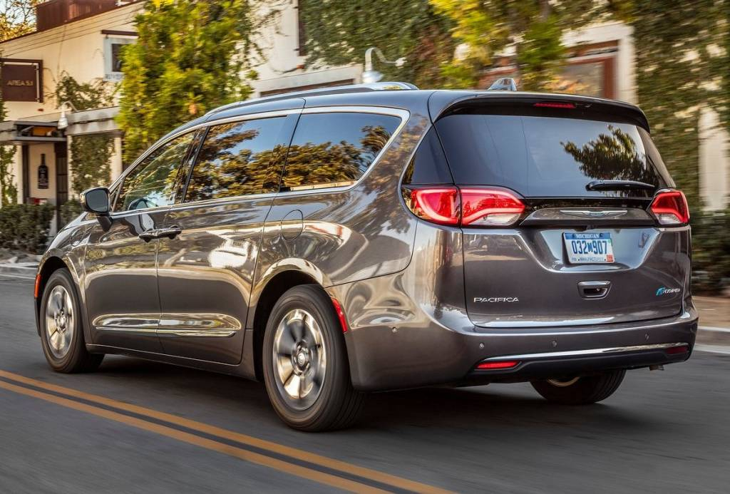 New 2021 Chrysler Pacifica Release Date And Review