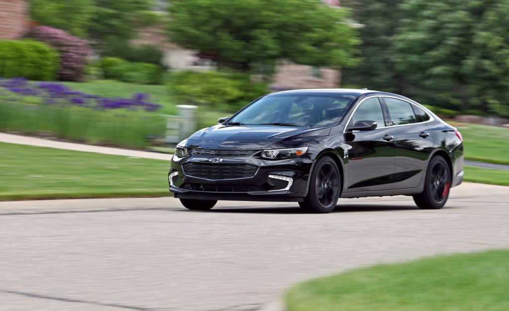 2018 Chevrolet Malibu 1 5T Test Skip The Extra Spice