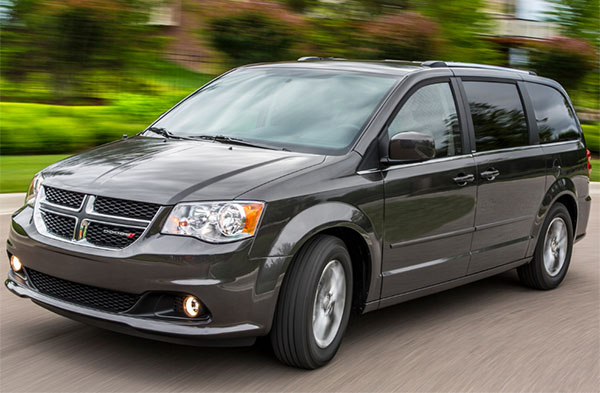 2021 Dodge Grand Caravan Redesign Changes Release Date