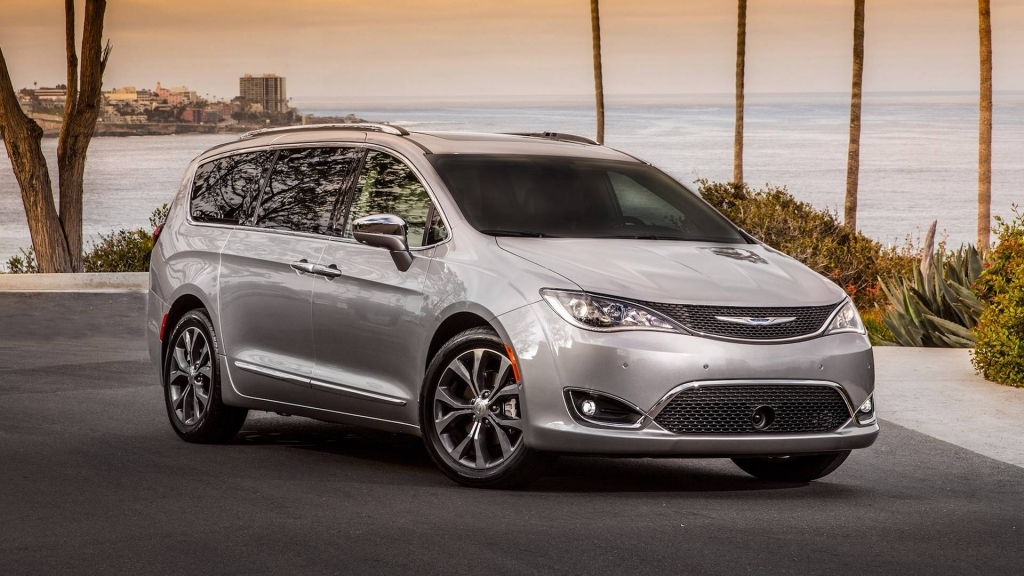 2021 Chrysler Pacifica Engine US Newest Cars