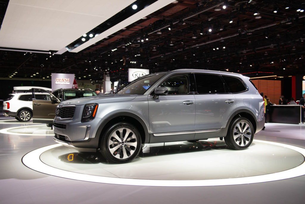 2020 Kia Telluride Arrives This Spring Will Cost 32 735