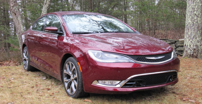 Chrysler Throws In Towel On Sedans 200 Dart To Die For
