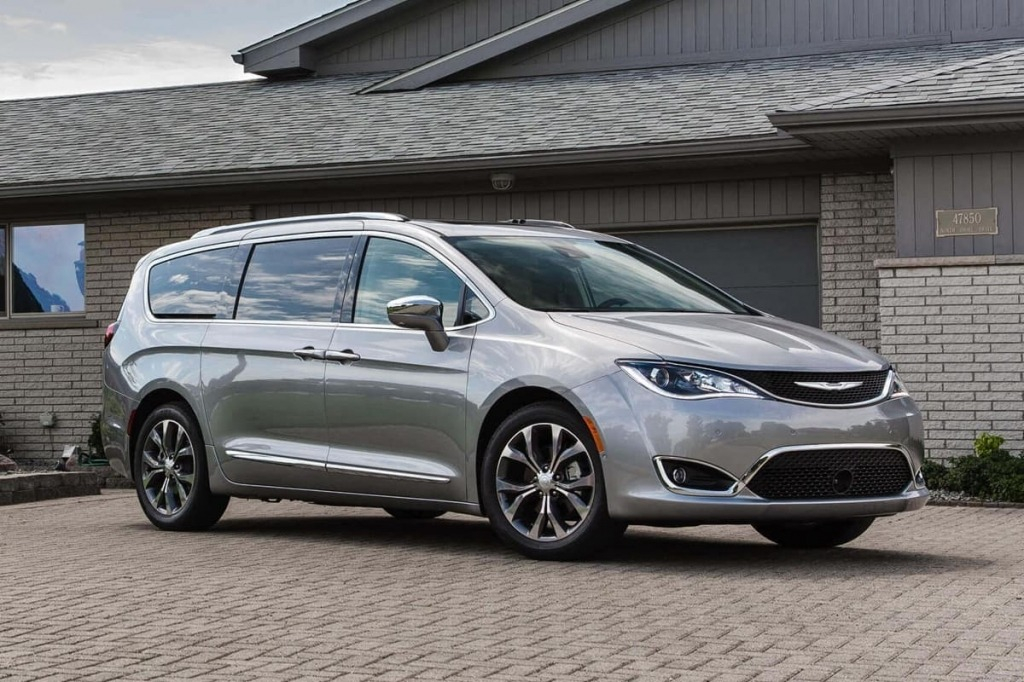 2021 Chrysler Pacifica Concept Newest Cars Blog