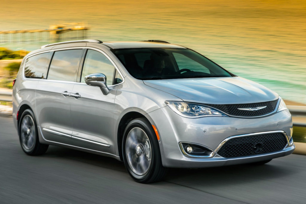 2021 Chrysler Pacifica Will Have Some Significant Changes