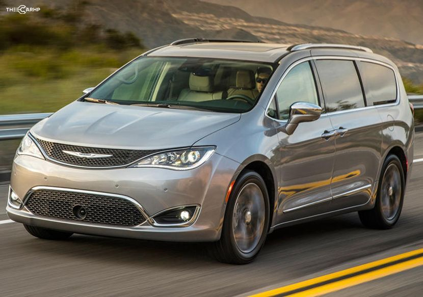 2021 Chrysler Pacifica Review Price Expected Changes