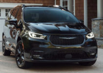 2021 Chrysler Pacifica Gets Facelift AWD And New