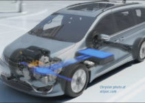 2017 Chrysler Pacifica Minivans Hybrid And Gasoline