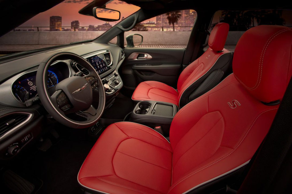 2020 Chrysler Pacifica Model Overview Pricing Tech And