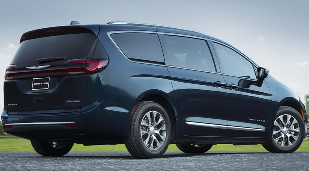 2021 Chrysler Pacifica Brings All Kinds Of Novelties FCA