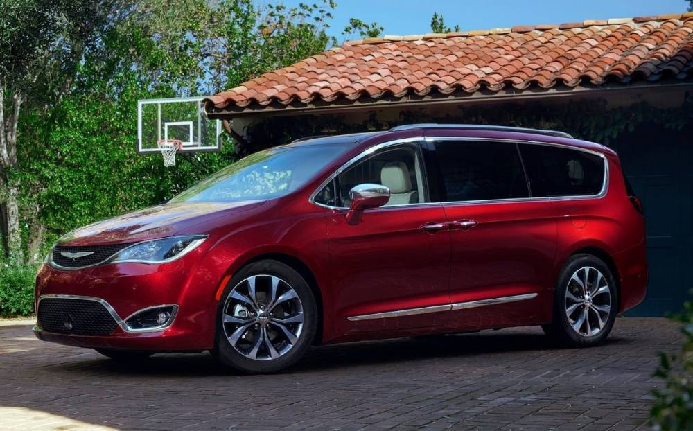 2021 Chrysler Pacifica Release Date Price And Specs