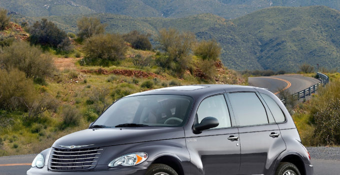 CHRYSLER PT Cruiser Specs Photos 2006 2007 2008