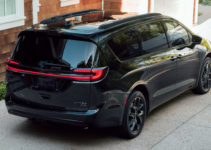 2021 Chrysler Town Country Awd Spy