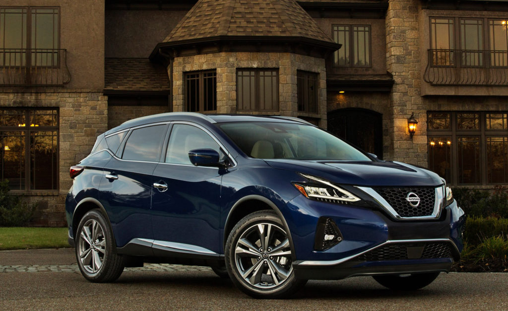 2019 Nissan Murano Becomes More Semi Luxurious Details