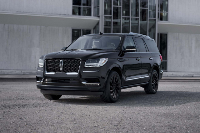 2020 Lincoln Navigator Review Ratings Specs Prices And