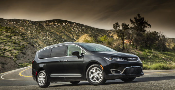 2018 Chrysler Pacifica Touring L Review Auto Car Update