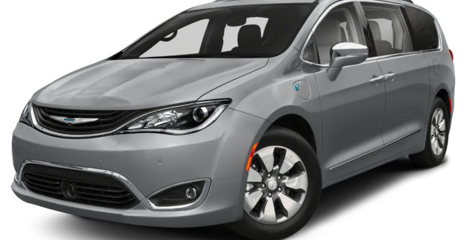 2021 Chrysler Pacifica Getting New Look And EAWD Hybrid
