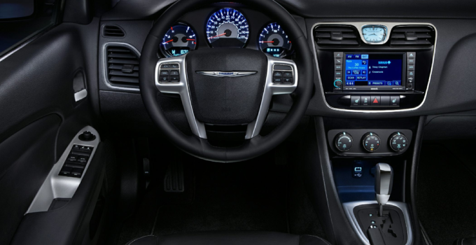 2012 Chrysler 200 Price Photos Reviews Features