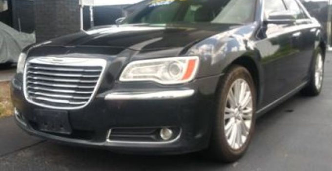 2012 Chrysler 300 C V8 AWD For Sale In Jacksonville FL