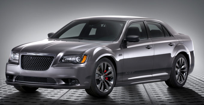 Chrysler 300 SRT Core Satin Vapour Special Edition