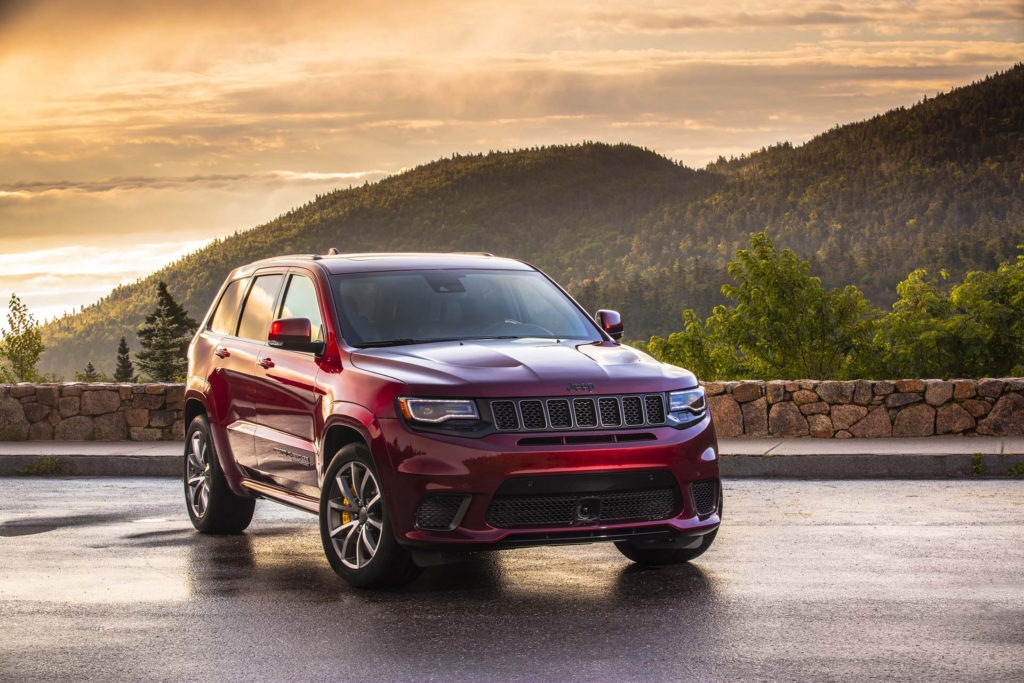 FCA Announces 4 5B Investment For Next gen Jeep Grand