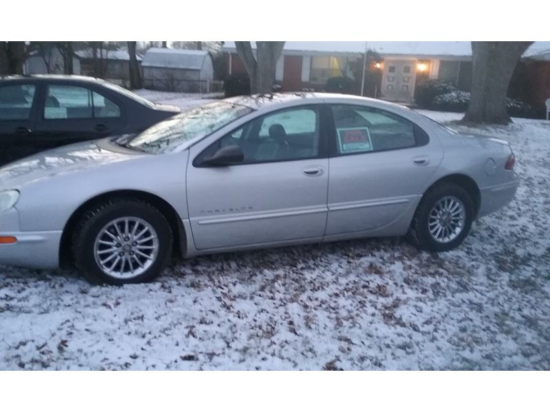 2000 Chrysler Concorde Sale By Owner In Indianapolis IN 46210