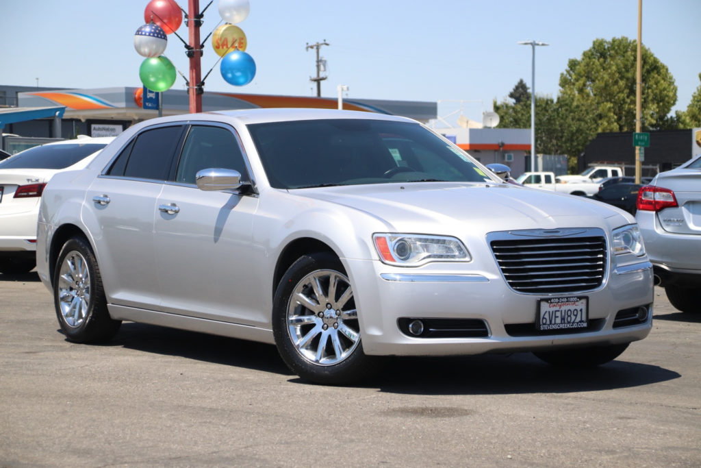 Used Chrysler 300 Limited Concord CA
