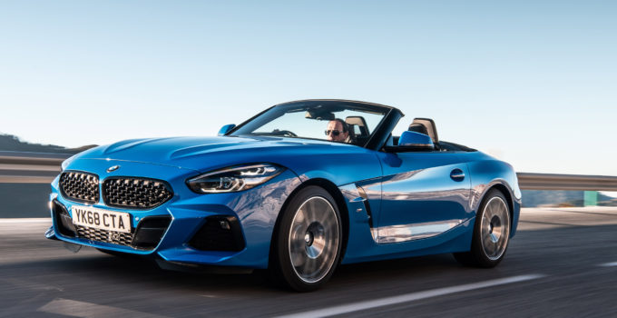 BMW Z4 Review Auto Express