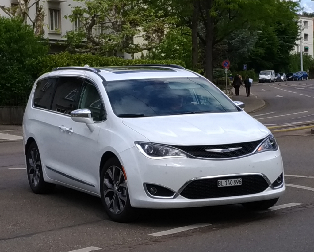 2022 Chrysler Pacifica Interior US Newest Cars