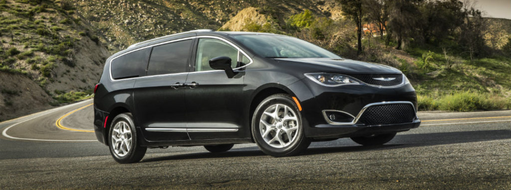 What s New For The 2020 Chrysler Pacifica Saint Paul