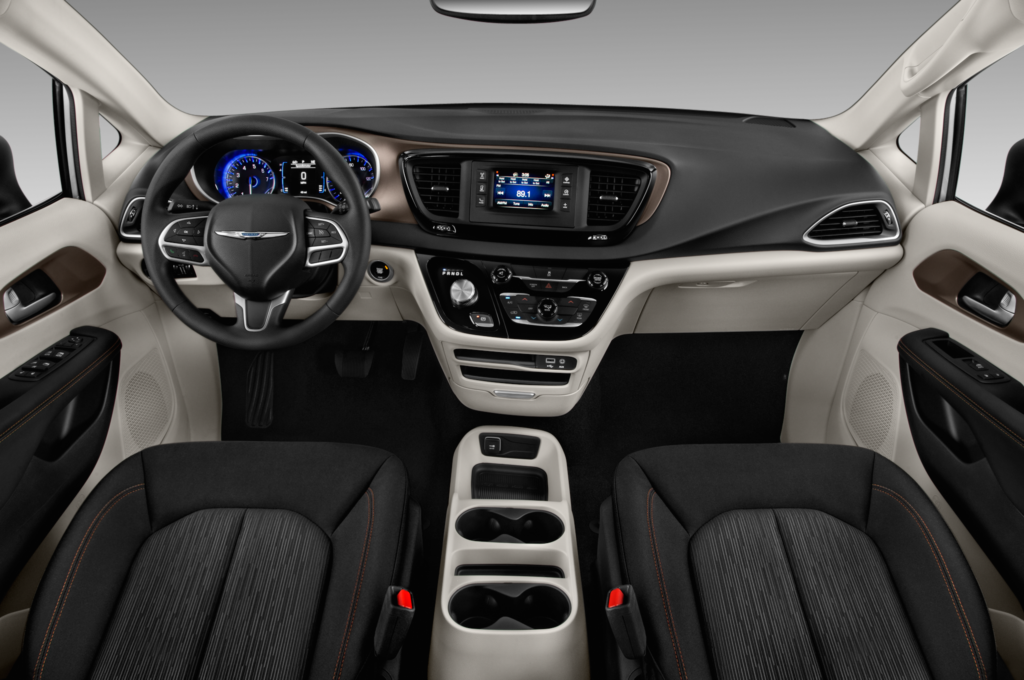 2017 Chrysler Pacifica Hybrid First Drive Automobile