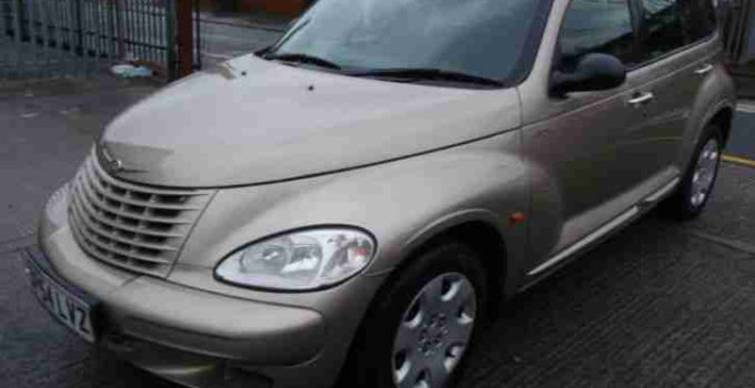 Chrysler PT Cruiser 2 0 Classic Car For Sale