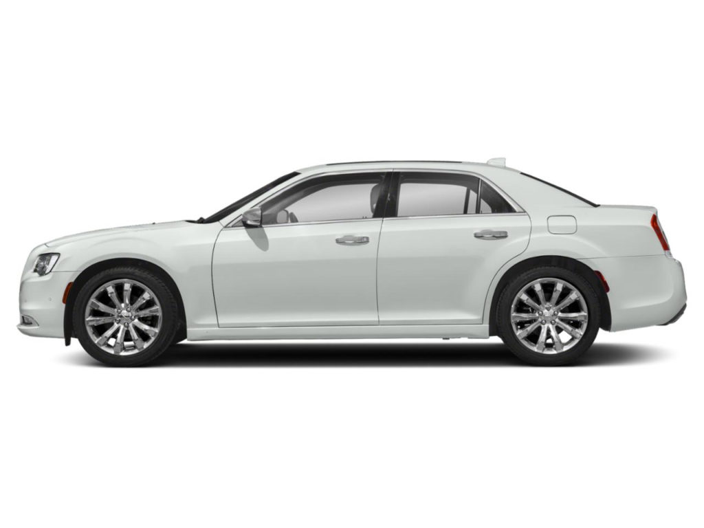 Learn About This Used Bright White 2018 Chrysler 300 In