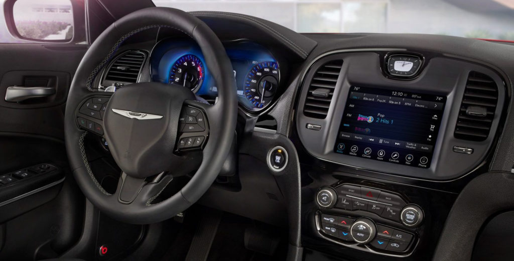 2018 Chrysler 300 Photo And Video Gallery